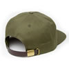 Gilson patch hat buck khaki back thumb