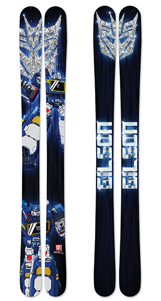 Soundwave Skis
