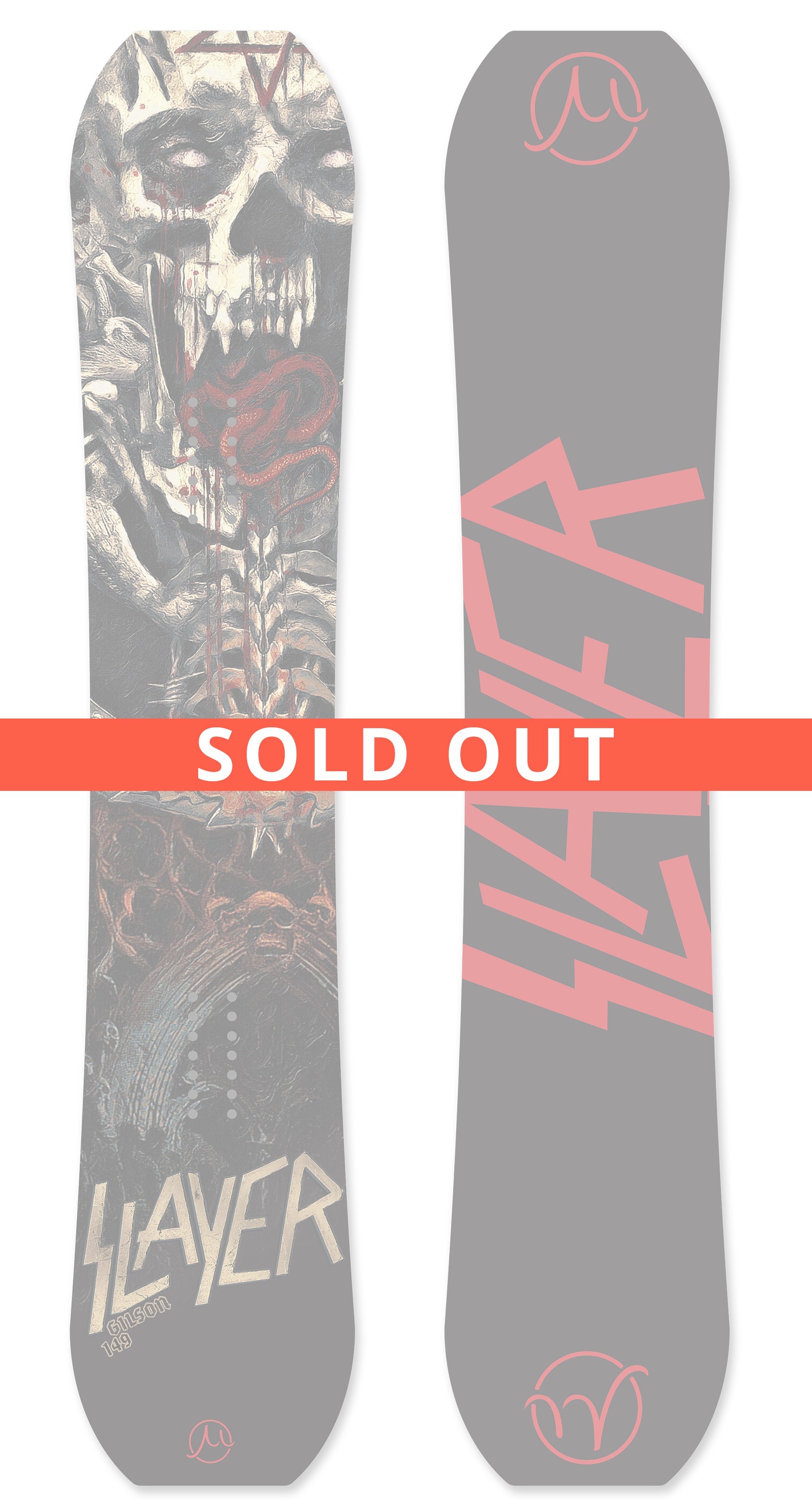 Slayer demonic sold out large