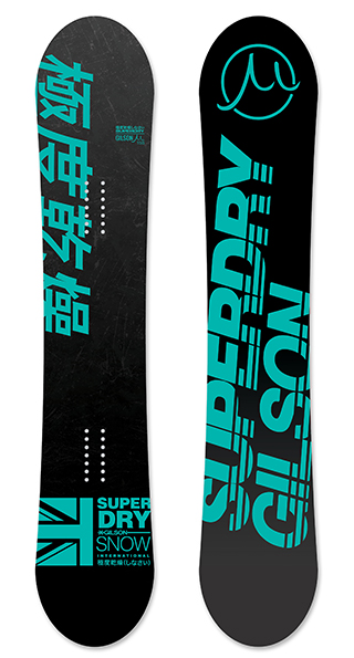 Superdry  Motion - Teal